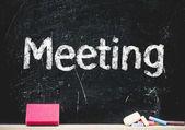 会议! — 图库照片