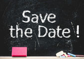Save the Date ! — Foto Stock
