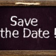 Stock Photo: Save the Date !
