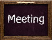 Meeting! — Stock Photo