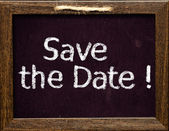 Save the Date ! — Stockfoto