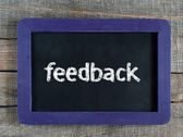 Feedback — Stock Photo