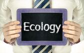 Ecologãa — Foto de Stock