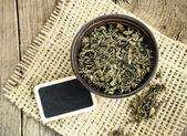 Tea time — Stock Photo
