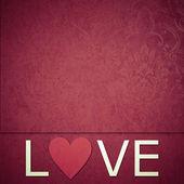 Sevgi işareti — Stok fotoğraf
