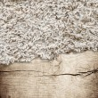 Wood texture with carpet — Stock Photo #39090267