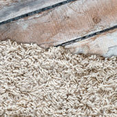 Wood texture with carpet — Stok fotoğraf