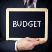 Budget — Stock Photo