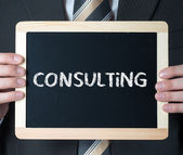 Consulting — Stock Photo