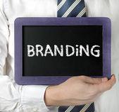 Branding — Stockfoto