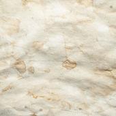 Textured crumpled paper — Stock Photo