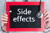 Side effects — Stock Photo