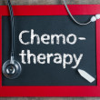 Stock Photo: Chemotherapy