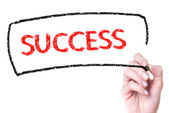 Success — Stockfoto
