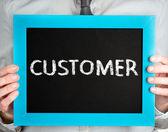 Customer — Foto de Stock