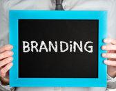 Di branding — Foto Stock