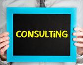 Consultoría — Foto de Stock