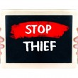 Stop thief — Stock Photo #40510523
