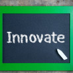 Innovate — Stock Photo