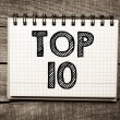 Top ten. — Stock Photo #41196211