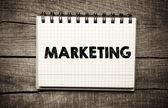 Marketingu — Zdjęcie stockowe