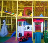 Interior of children's room — Foto Stock