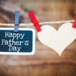 Happy Fathers Day — Stock Photo #42125545