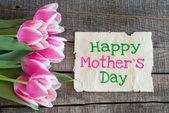 Festa mamma felice — Foto Stock