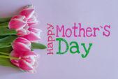 Mutlu anneler günü — Stok fotoğraf