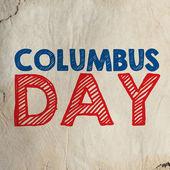 Columbus Day — Stock Photo