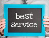 En iyi hizmet — Stok fotoğraf