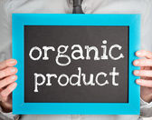 Organice product — Stock Photo