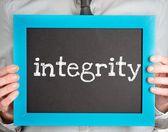 Integrity — Stock Photo
