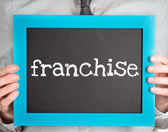 Franchise — Stock Photo