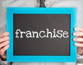 Franchise — Stock Photo