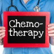 Chemotherapy — Stock Photo #43646581