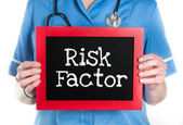 Risk Factor — Stock Photo