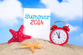 Summer 2014 — Stock Photo