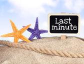 Last minute — Zdjęcie stockowe