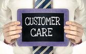 Péče o zákazníky — Stock fotografie