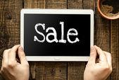 Sale — Foto Stock