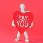 I love you — Stock Photo #49238995