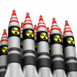 Nuclear bombs — Stockfoto