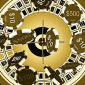 Casino ruleta — Stock fotografie