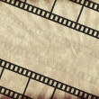 Blank film strip — Stock Photo