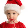 Candy Cane Cutie — Stock Photo #14880427