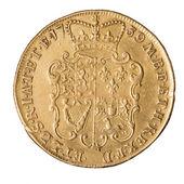 George II Double Guinea reverse — Stock Photo