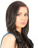 çekici bir genç kadın — Stok fotoğraf