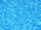 Swimming pool water. Aqua texture — Stock Photo