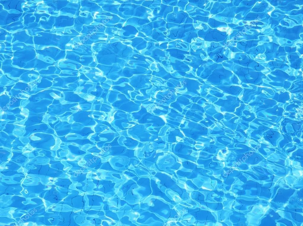 Gua de piscina textura aqua fotografias de stock for Cubas de agua para piscina